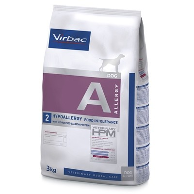 A2 DOG ALLERGY HYPOALLERGY 3 KG