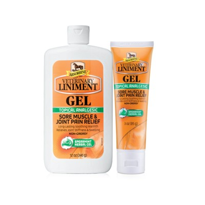 ABSORBINE VETERINARY LINIMENT GEL 89 ML