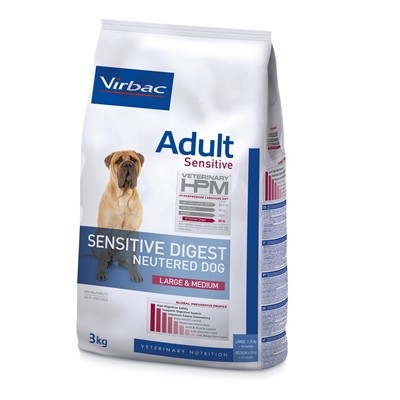 ADULT SENSITIVE DIGEST NEUTERED DOG LARGE & MEDIUM 12 KG