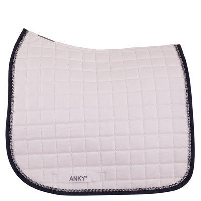 ANKY MANTILLA DOMA TRENZADO XB16001 C WEAR WHITE BLACK FULL