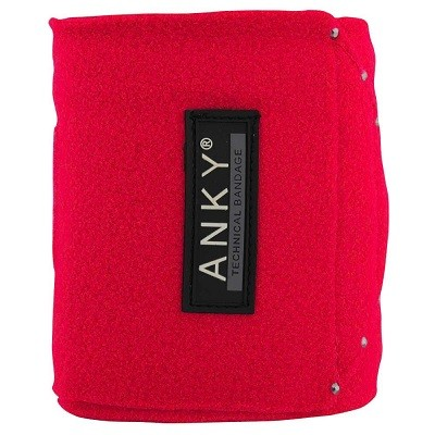 ANKY VENDAS ATB001 ROBIN RED ONE SIZE