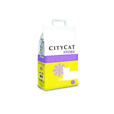 ARENA CITY CAT 5 KG LAVANDA