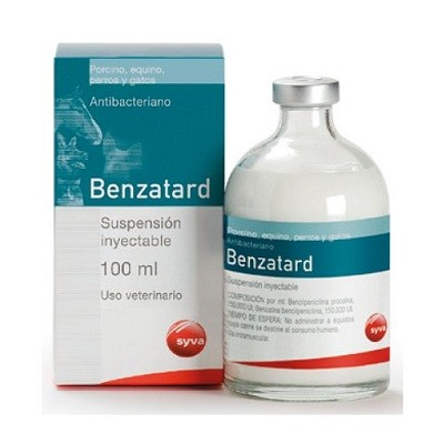 BENZATARD 100 ML.