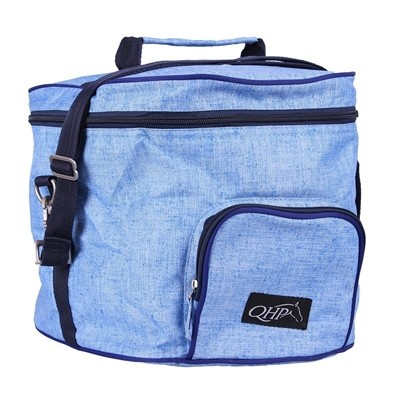 BOLSA CASCO IMPERMEABLE QHP COLLECTION LIGHT DENIM