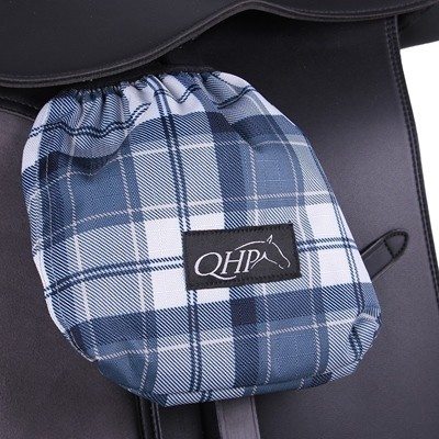 BOLSA ESTRIBOS QHP COLLECTION CHECK