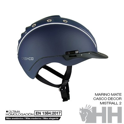 CASCO CAS CO MISTRALL 2 MARINO MATE CASCO DECOR S M (55 57)