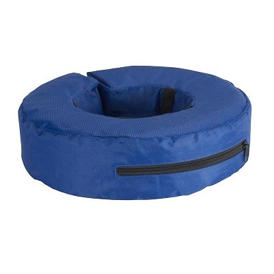 COLLAR INFLABLE BUSTER AZUL T XXL