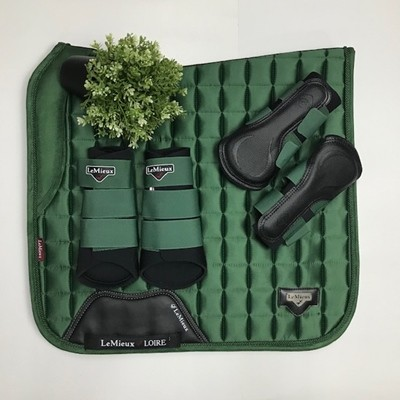 CONJUNTO LEMIEUX HUNTER GREEN LOIRE