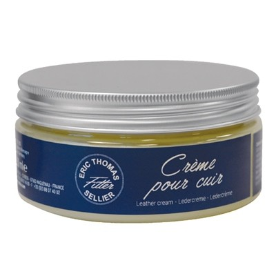 CREMA PARA CUERO ERIC THOMAS FITTER 250 ML