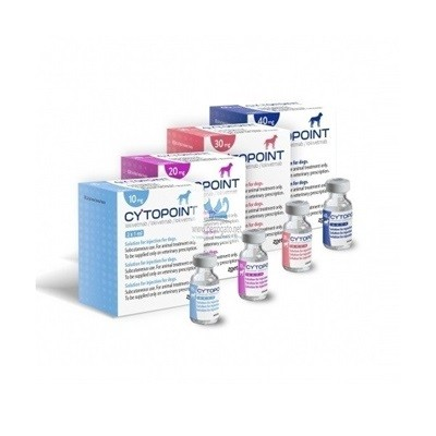 CYTOPOINT 10 MG ML 2 VIALES ( 3   10 GK )