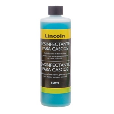 DESINFECTANTE P CASCOS LINCOLN 500 ML