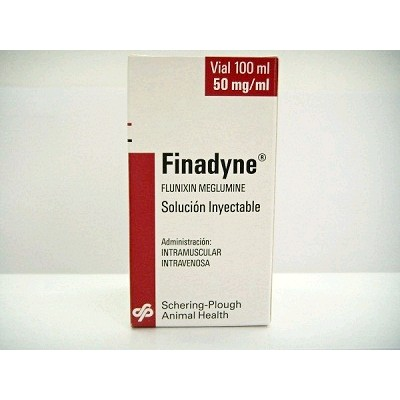 FINADYNE 100 ML.