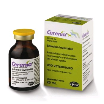CERENIA INYECTABLE 20 ML.