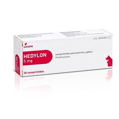 HEDYLON 5MG 30 COMP