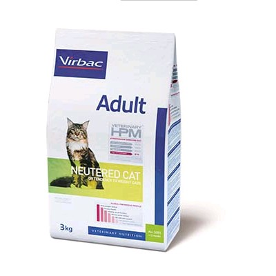 ADULT NEUTERED CAT 3 KG