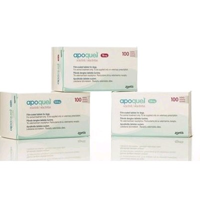 APOQUEL 16 MG 10 BL 100 COMP