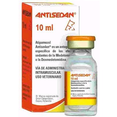 ANTISEDAN 10 ML.