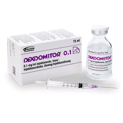 DEXDOMITOR (0.1 MG   1 ML) 15 ML.