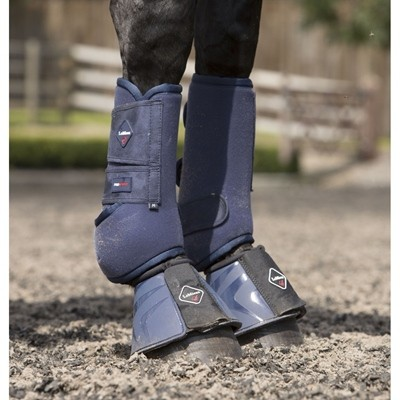 PROSPORT SUPPORT BOOTS NAVY LARGE