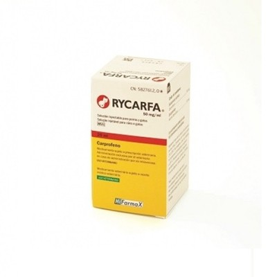 RYCARFA 50 MG 20 ML SOL. INY.