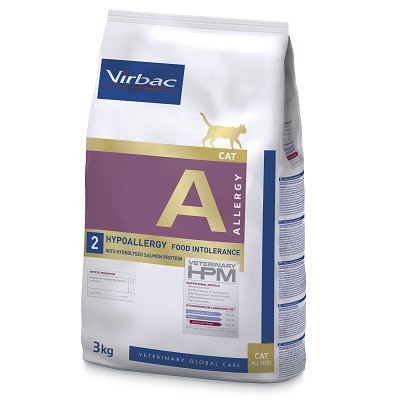 A2 CAT ALLERGY HYPOALLERGENIC 3 KG