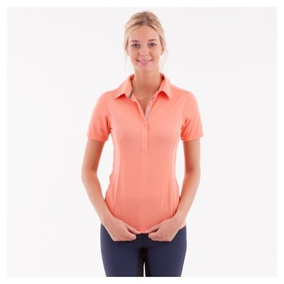 ANKY POLO ESSENTIAL ATC181201 CORAL L