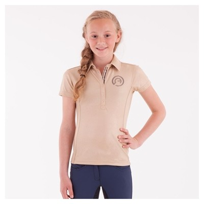 ANKY POLO ESSENTIAL ATK18201 GIRLS LIGHT GOLD 176