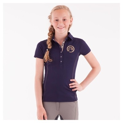 ANKY POLO ESSENTIAL ATK18201 GIRLS NIGHT BLUE 176