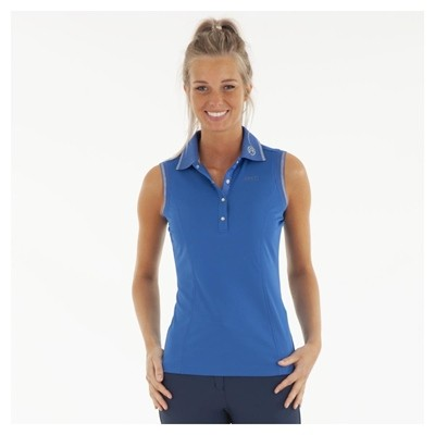 ANKY POLO SIN MANGA ROYAL BLUE M