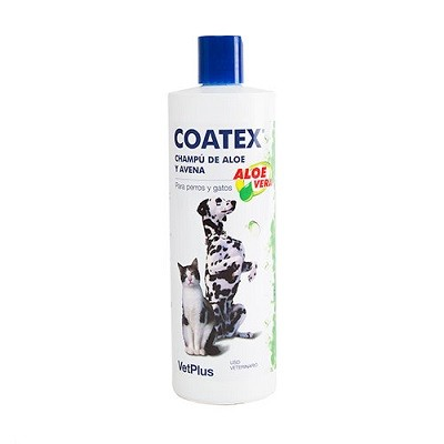 COATEX CHAMPU ALOE Y AVENA 250 ML