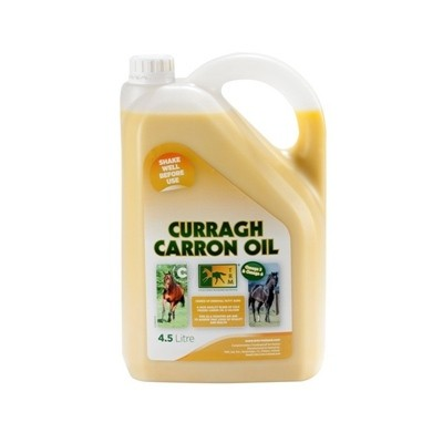 CURRAGH CARRON OIL 4.5 LITROS OMEGA 3