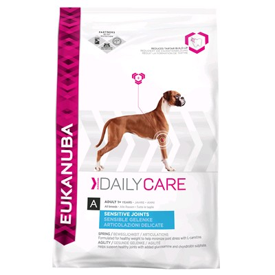DAILY CARE SENSITIVE JOINTS 12.5 KG.