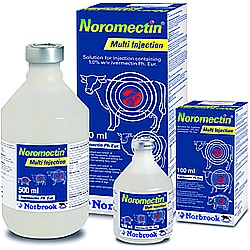 NOROMECTIN INJ. 50 ML.