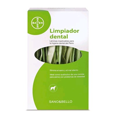 LIMPIADOR DENTAL BAYER 150 GR.