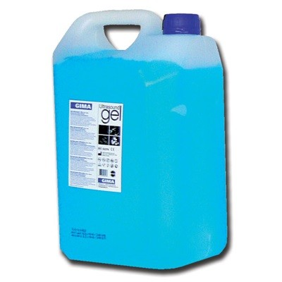 GEL ULTRASONIDO AZUL 5 L