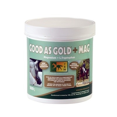 GOOD AS GOLD 500 GRS.CON MAGNESIO