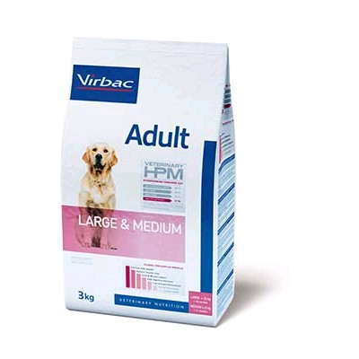 ADULT DOG LARGE & MEDIUM 7 KG