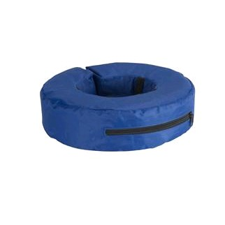 COLLAR INFLABLE BUSTER AZUL T M