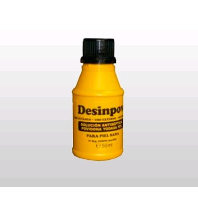 DISPOYOD POVIDONA YODADA SOL 10%  500 ML