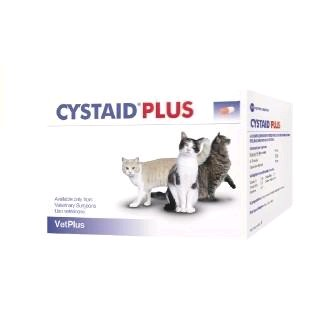 CYSTAID PLUS GATOS 30 CAPSULAS