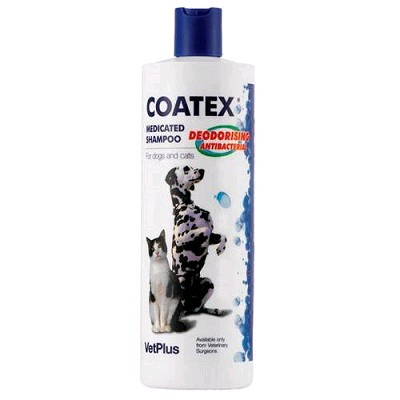 COATEX CHAMPU 250 ML