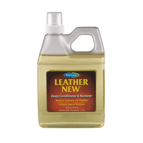 LEATHER NEW 473 ML SPRAY