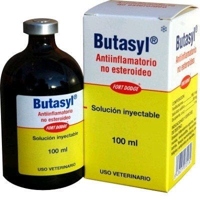 BUTASYL 100 ML.