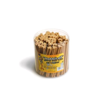 DENTAL STICKS DE FLUOR 40 UNDS. BOTE   1 KG