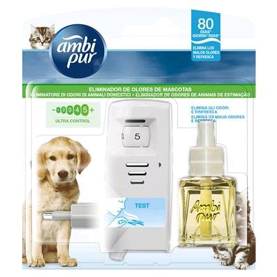 AMBIPUR MONO SK PET CARE 21.5 ML ( ENCHUFE AMBIENTADOR)