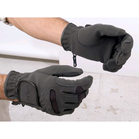 GUANTE MONTAR  ACTION GLOVE  AZUL L