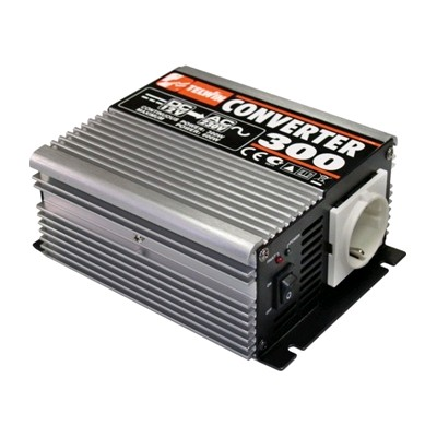 COVERTIDOR DE CORRIENTE 12V.300W.