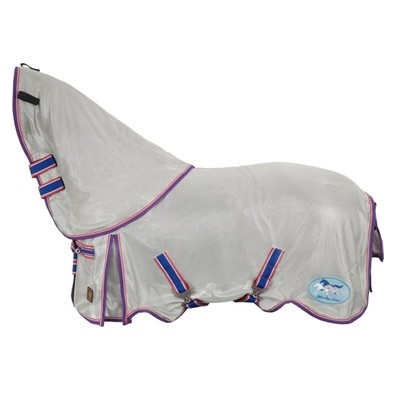 MANTA   CUBRE CUELLO BR 4 EVER HORSES COOL MINT 115 CM