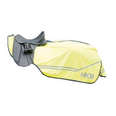 MANTAN RIÑONERA SAFETY 8041 AMARILLO NEON 125 CM
