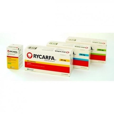 RYCARFA 20 MG 100 COMP.